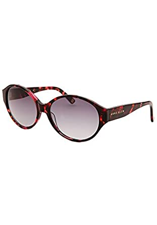 2bc22e1db5b3 Image Unavailable. Image not available for. Color: Anne Klein AK7008 Women's  Oval Fashion Sunglasses ...