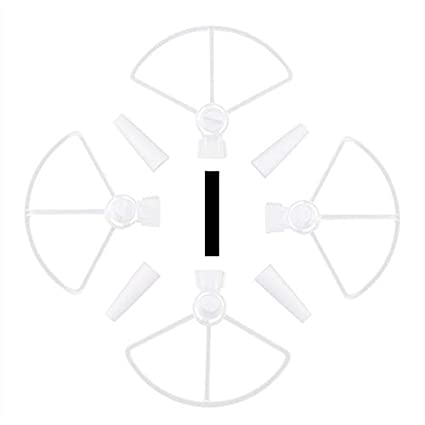 Safe Detachable Propeller Protective Guard /& Landing Gear for DJI Spark