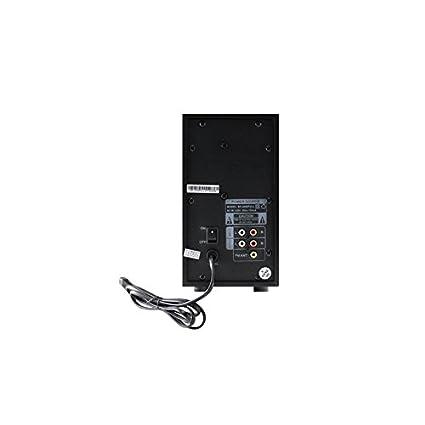 Nero 25 W Remote Control VulTech SP-2008 FULL Casse Acustiche Lettore USB e SD