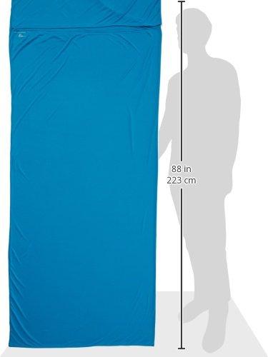 S/ábana para Saco de Dormir Craghoppers Nosilife Color Azul