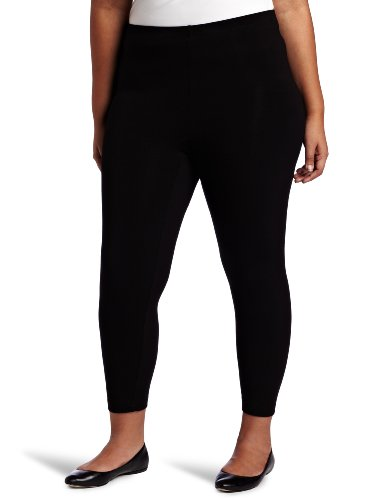 karen-kane-womens-plus-size-legging-black-1x