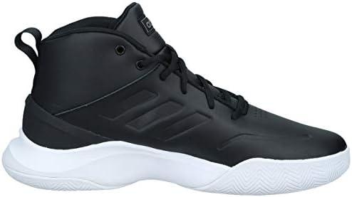 Adidas VL Court 2.0 K sneakers van zwart suède