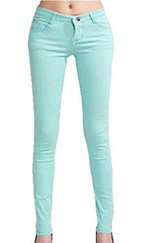 taille Femme Aqua Vanilla Jeans unique noir Inc wgHx6qvC