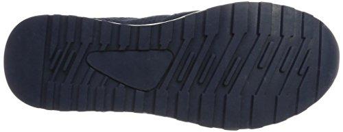 Wrangler Sunny Punched - Zapatillas Hombre azul (navy)