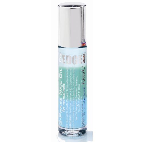 The Edge Nails 3-Phase Nail Oil For Normal Nails 10ml