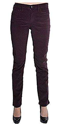 Calvin Klein Jeans Plum Women's Ultimate Skinny Power Stretch Corduroy Pant, 8x32 Plum