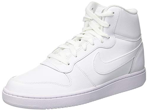 Men 's White White Basketball Mid White 100 NIKE Shoes Ebernon dqxf5dFw