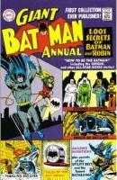 Giant Batman Annual #1 - Replica Edition 1999. (Reprints the 1961 Annual) - 1999 Replica