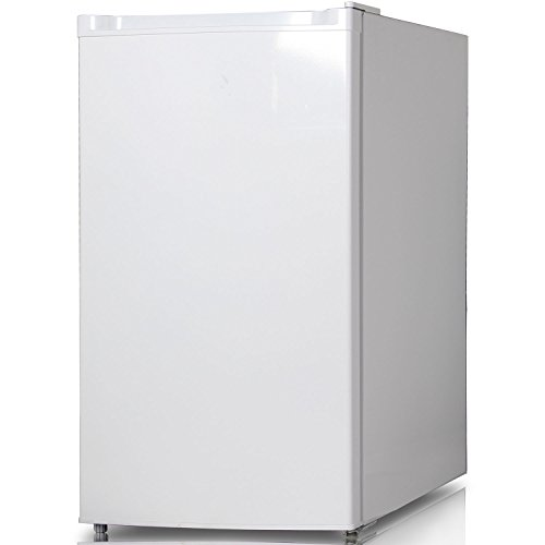 Removable Computer Section (Keystone KSTRC44CW Compact Single-Door Refrigerator with Freezer Section, 4.4 Cubic Feet, White)