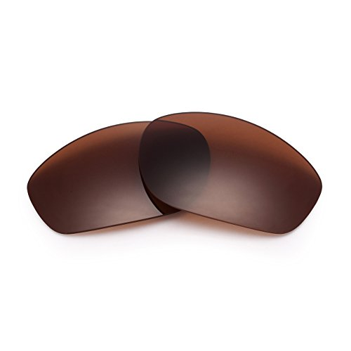 OKAYNIS Polarized Replacement Sunglasses Lenses for Oakley Encounter brown 02 by OKAYNIS