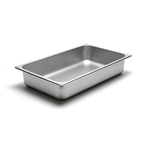 Value Series 222004931 22 Gauge Stainless Steel Steam Table Pan, Full-Size, 14 Quart by Value Series (Image #1)