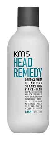 KMS California Head Remedy Deep Cleanse Shampoo for Hair and Scalp, 300 mL/10.1 oz.