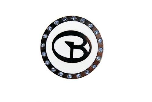 Golf Buddy Ladies LD2 GPS Watch with Swarovski Ball Marker by Golf Buddy (Image #4)