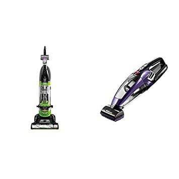 BISSELL Green Cleanview Rewind Hand Vac Bundle