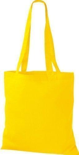 Shirtinstyle Bolso de asas para mujer Amarillo