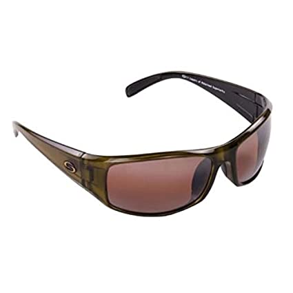 e5315b071fd Strike King S11 Optics Full Frame Polarized Sunglasses (Clear Gold  Metallic-Black Two Tone Amber)  Amazon.ca  Sports   Outdoors