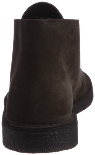 Clarks Originals - Desert Boot, Stivali da Uomo, marrone(Marron (Green)), 40