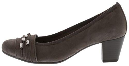 Gabor Women's 75.485.19 Court Shoes Grey bOf7oHm4Xs