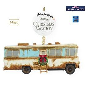 cousin eddies rv national lampoons christmas vacation ornament - Christmas Camper Decoration