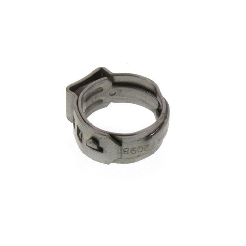 1/2'' Stainless Steel Clamp (100/bag) {PXCL050} by Bluefin