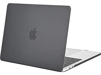 Novodio Macbook Case antracita Satin - Carcasa para MacBook ...
