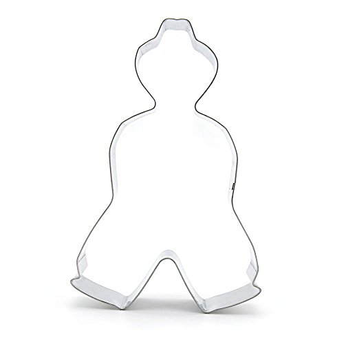 Metal Biscuit Pastry Cookie Cutter Jelly Craft Fondant DIY Kitchen Baking Tool Sandwiches A154 Hip Hop Boy by ebemallmall Cookie Cutters