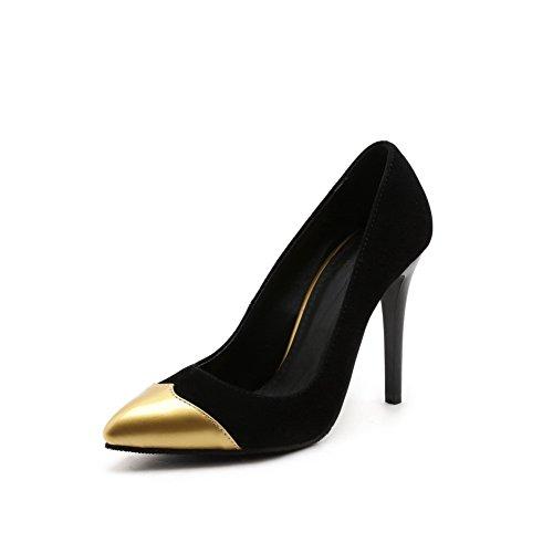 A&N - Jazz e Moderno donna, Oro (Gold), 35