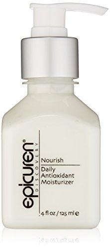 Moisturizer Best Antioxidant - Epicuren Discovery Nourish Daily Antioxidant Moisturizer, 4 Fl oz