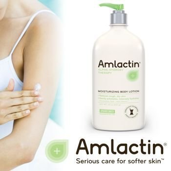 Amlactin Alpha Hydroxy Therapy Moisturizing Body Lotion - 7