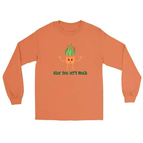 Org Aloe - Subblime Aloe You Very Much, A.W.G2400, ORG, 2XL Orange