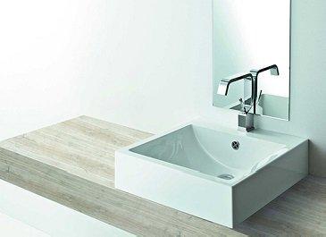 Lavabo bagno mastelladesign marte uno lavabo soprapiano ft