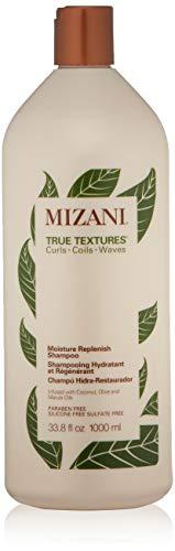 (MIZANI True Textures Moisture Replenish Shampoo, 33.8 fl. oz. )