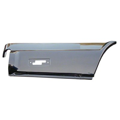 Right Lower Quarter Panel Patch Rear Section for 78-87 Chevrolet El Camino -