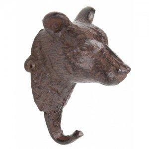 - Cast Iron Bear Hook