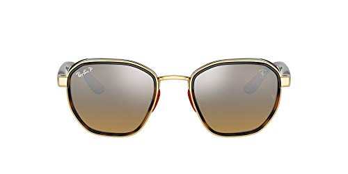 Ray-Ban Rb3674m Round Sunglasses