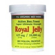 Ys Organic Royal Jelly - YS Royal Jelly/Honey Bee - Fresh Royal Jelly+, 10000mg, 5.6 fl oz liquid