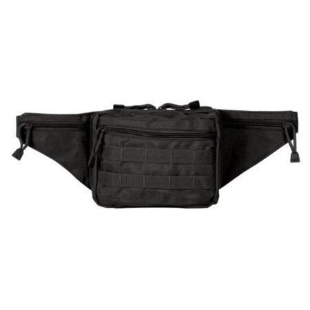 VooDoo Tactical 15-9316001000 Hide-A Weapon Fanny pack, Black (Voodoo Pack)