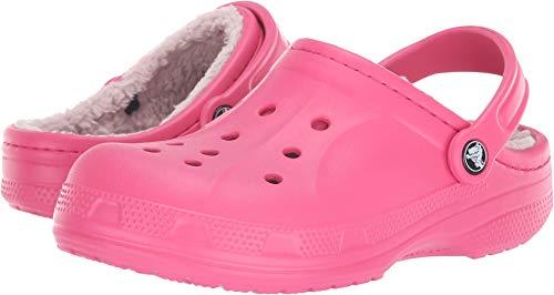 Crocs Unisex Winter Clog Paradise Pink/Rose Dust 8 Women / 6 Men M US Medium from Crocs