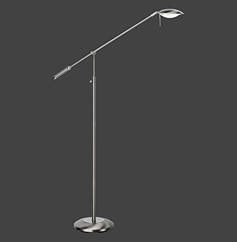 Stehlampe Leselampe Leseleuchte Wohnzimmerlampe Schwenkbar Standleuchte Schlafzimmer Lampe Standlampe Hhe 182 Cm Halogen Leuchtmittel 1 X 80 Watt