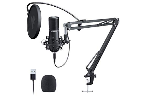 Maono USB Podcasting Microphone Kit
