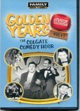 Golden Years of Classic Television: Colgate Comedy Hours Vol. 1 -