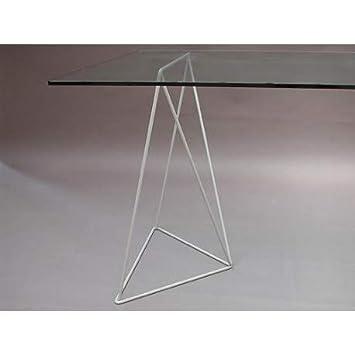 Caballetes De Metal Para Mesas.Caballete Metalico Para Mesas De Estudio Tangente Mca887001