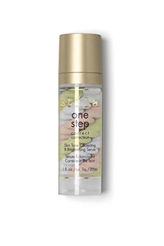 - stila One Step, Color Correcting Facial Serum, 1 Fl Oz