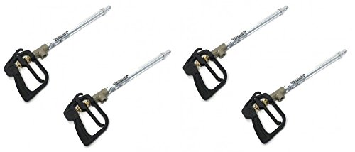 4 TRIGGER SPRAY GUNS for Ag Agriculture Livestock – Cattle Pig Cow Steer Horse by The ROP Shop