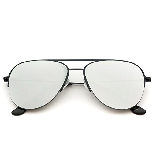 196e583303 Classic Aviator Style Metal Frame Sunglasses Colored Lens - Buy Online in  UAE.