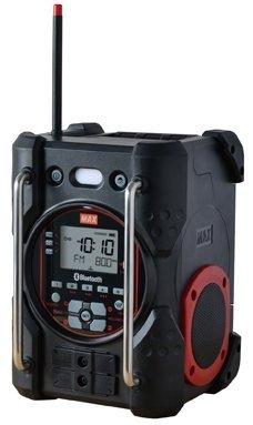 マックス AJ-RD431 タフディオ(Bluetooth対応ラジオ) B00N3PFPK4