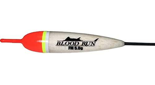 (Blood Run Balsa Fishing Floats Natural Fast Medium 5g)