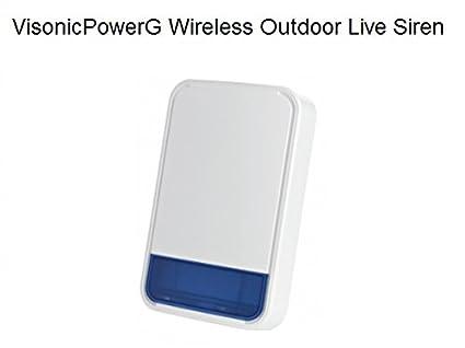 Visonic PowerMaster inalámbrico sistema de alarma de ...