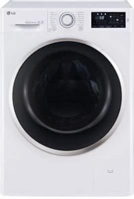 LG F14U2TDH1N Independiente Carga frontal A Blanco lavadora ...