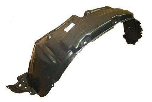 (KA Depot for Rav4 Rav-4 2006-2012 538760R020 TO1248144 Front Driver Left Side Fender Liner Inner Panel Plastic Guard Shield)